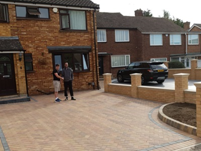 Driveway services in East London