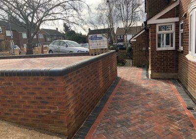 Driveway Installations in Woodford