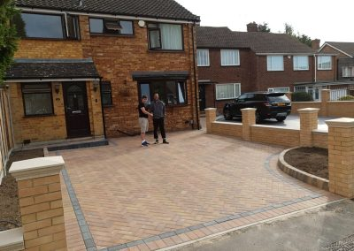Driveways in East London