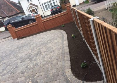 Block Paving Driveways in East London