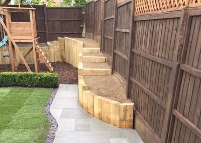 Garden Landscapers in East London