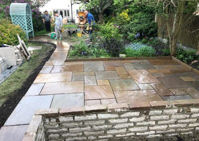 Garden Landscapers in London