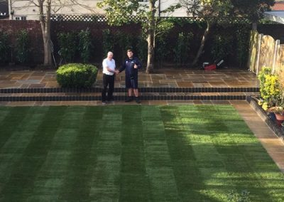 Turfing and Landscaping in Essex