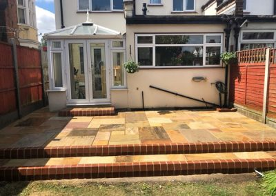 Patio Installations in East London