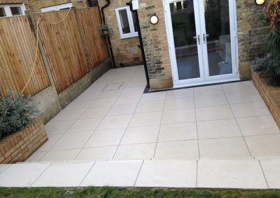 Block paving for patios