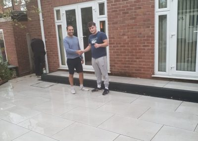 Patios by AMC Paving and Building Ltd