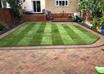 Landscaping and Turfing in East London